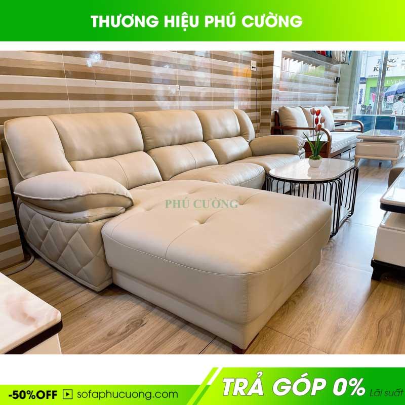 Cách nhận biết sofa bọc da cao cấp và sofa da chất lượng kém 1